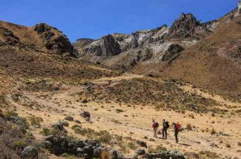 En route pour Qollpa - Pérou -