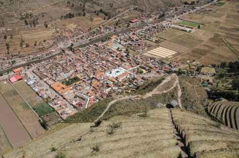 Balade à Pisac, entre site inca et village colonial - Pérou -