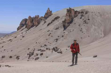 En route vers Carhuasanta - Pérou -