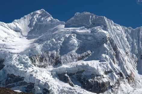 Les sommets du Palcaraju et du Pucaranra - Pérou -