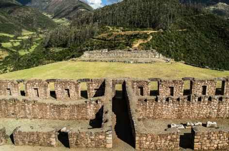 Le site inca de Vitcos-Rosaspata - Pérou -