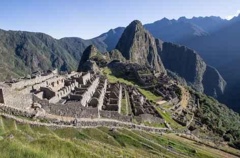 Vue classique sur le Machu Picchu - Pérou -
