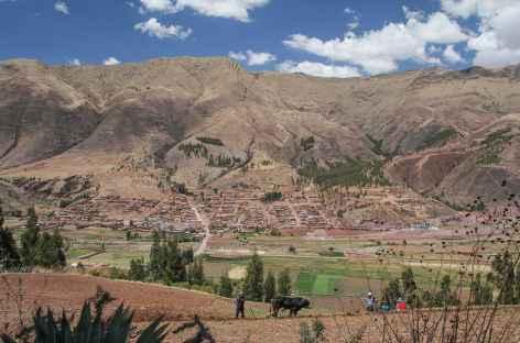 Balade vers le cerro Pachutasan - Pérou -