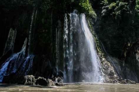 Navigation vers le pongo de Mainique - Pérou -