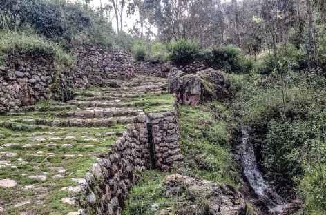 Entre Chinchero et la Vallée Sacrée - Pérou -