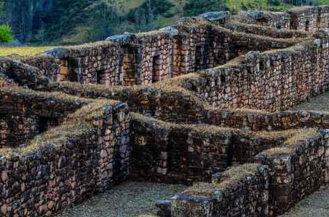 La cité inca de Vitcos-Rosaspata - Pérou -