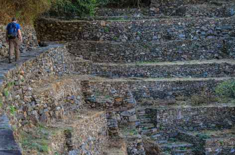 Les terrasses de Choquequirao - Pérou -