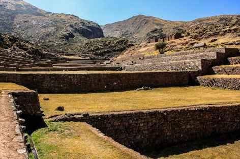 Le site inca de Tipon - Pérou -