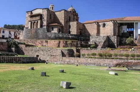 Cusco, le temple du Soleil ou Koricancha - Pérou -