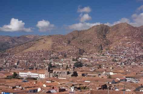 Panorama sur Cusco - Pérou -