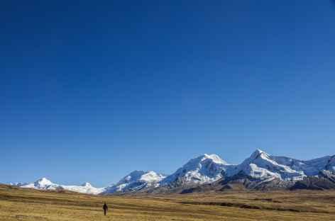 Grands espaces entre Phinaya et Ccascana - Pérou -