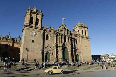 La cathédrale de Cusco - Pérou -