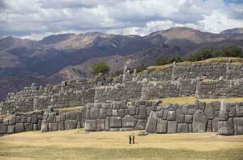 Le site inca de Sacsayhuaman - Pérou -