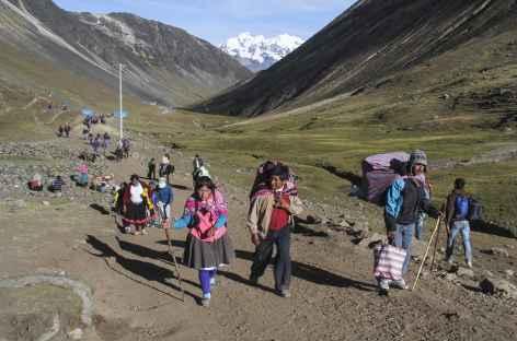 En compagnie des pélerins - Pérou -