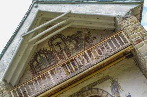 Eglise coloniale de Lucma -