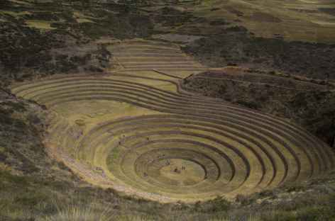 Le site inca de Moray - Pérou -