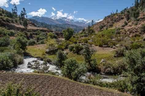 Paysage près de Kekepampa - Pérou -