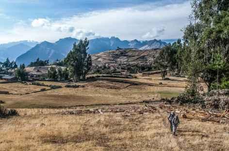 Entre Popoyoc et la laguna Purhay - Pérou -