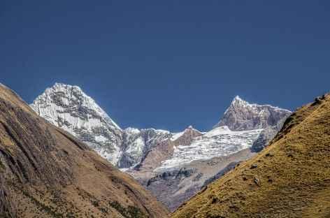 Vue depuis Safuna - Pérou -