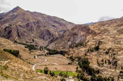 Entre Carhuaz et Chavin - Pérou -