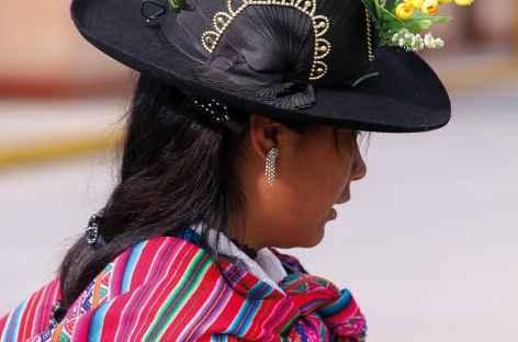 Une belle indienne - Pérou -