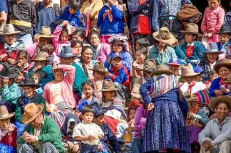 C'est la fête à Chacas - Pérou -