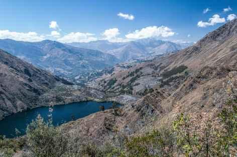 Entre la laguna Purhay et le camp du col Bartolome - Pérou -