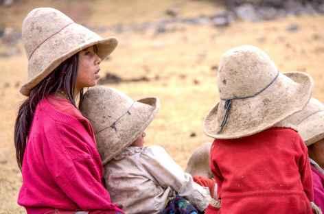 Rencontre à Jankapampa - Pérou -