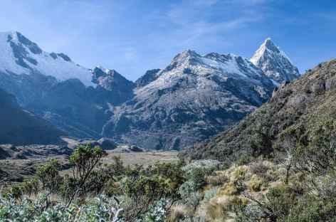 Entre Ocshapampa et Ichic Ulta - Pérou -