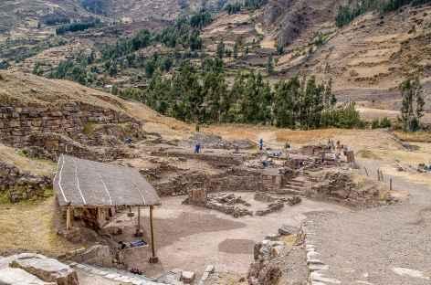 Le site pré-inca de Chavin - Pérou -