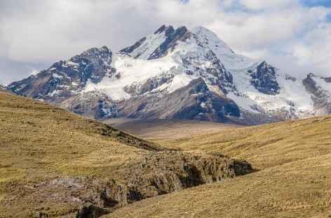 Belle vue au col Conococha - Pérou -