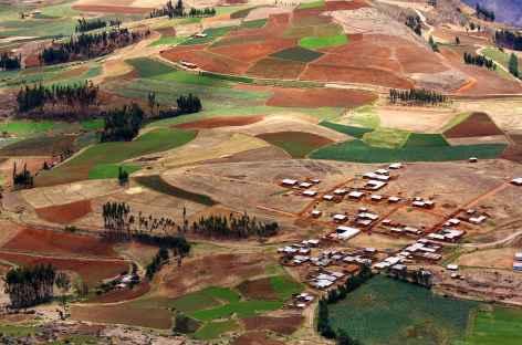 Entre Hualcayan et Wiscash - Pérou -