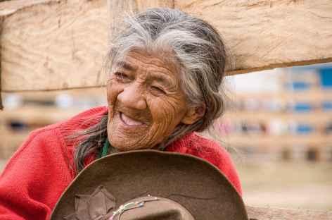 Rencontre à Chacas - Pérou -