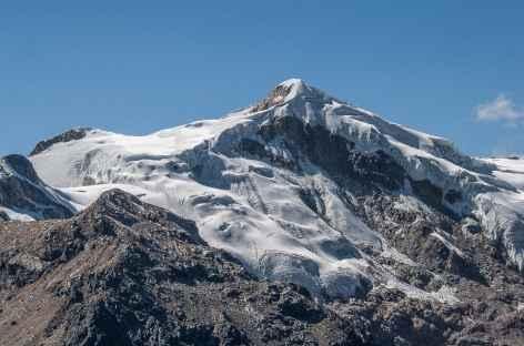 Le Nevado Ishinca - Pérou -