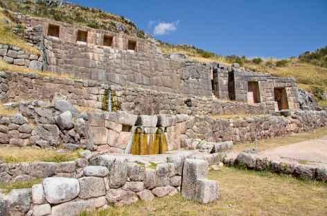 Le site inca de Tambo Machay - Pérou -