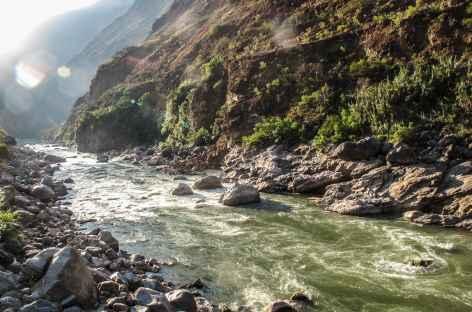 Traversée de l'Apurimac - Pérou -