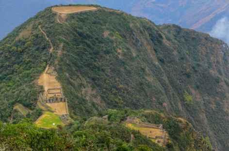 Le site de Choquequirao - Pérou -
