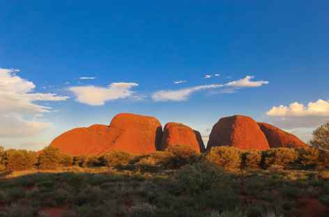 Olgas - Ayers Rock - Australie -