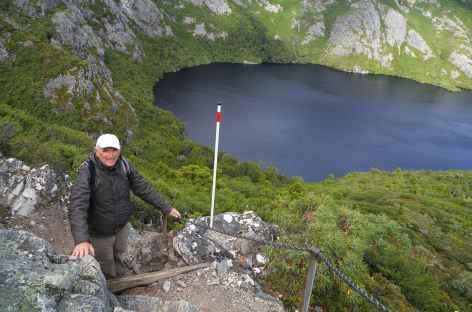 Cradel Mountain - Tasmanie -