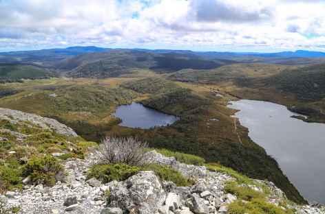 Marions Lookout Cradel Mountain - Tasmanie -