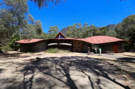 Brambuk Cultural Centre d'Halls Gap - Australie -