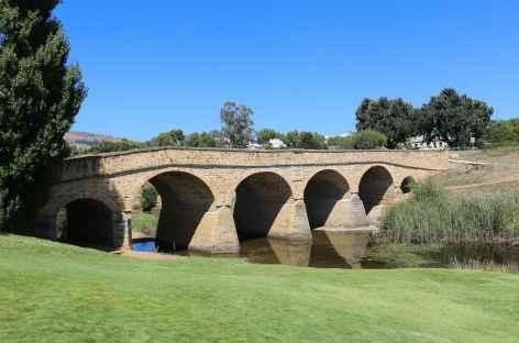 Le vieux pont historique de Richmond - Tasmanie -
