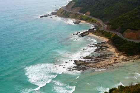 Route cotière de Great Ocean Road - Australie -