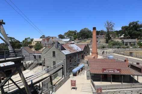 Sovereign Hill - Ballarat - Australie -