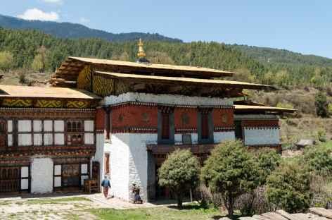 Le temple de Jampa Lhakhang - Bhoutan -