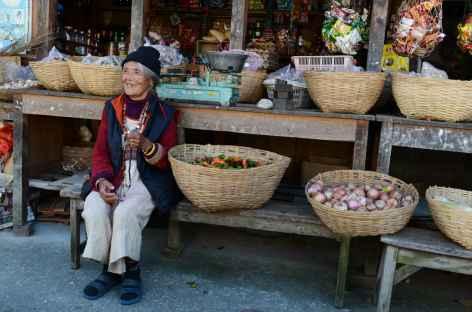 Boutique à Rangjung - Bhoutan -