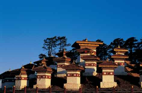 Au col de Dochu La  - Bhoutan -