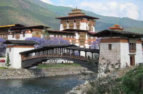 Pont de Punakha  - Bhoutan -