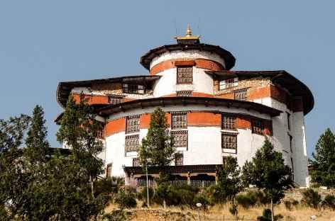 Le taDzong - Paro - Bhoutan -