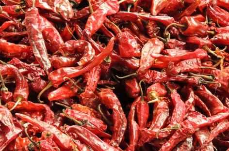 Piments - Bhoutan -